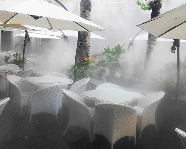 酒吧饭店喷雾