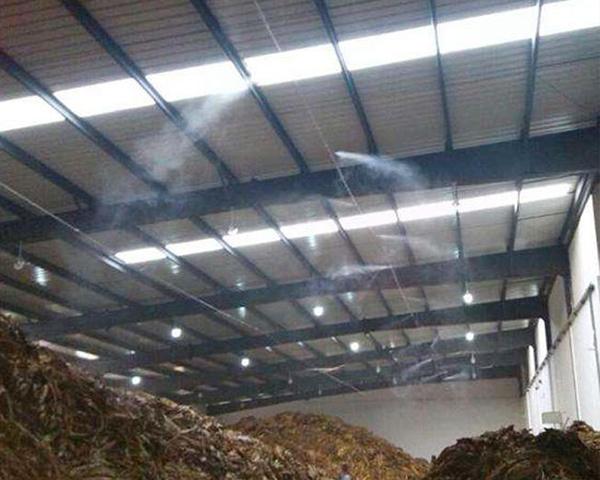 肥料厂喷雾除臭