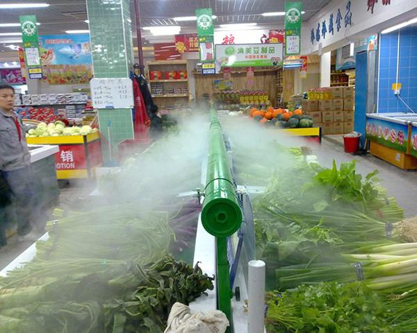 果蔬喷雾加湿