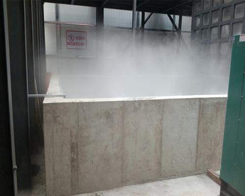 隧道喷雾降尘